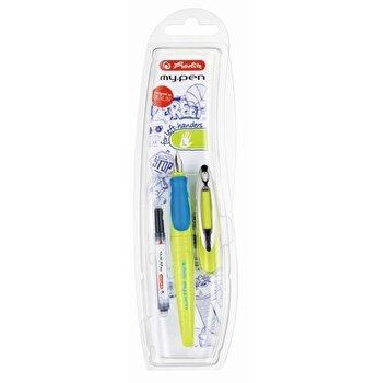 Stilou My Pen L, lemon-albastru