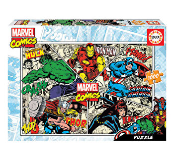 Puzzle Marvel Comics, 1000 piese
