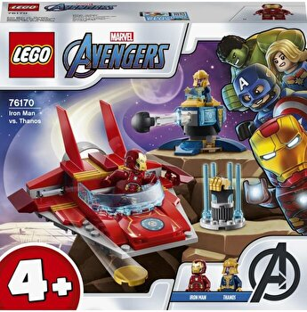 LEGO Super Heroes - Iron Man contra Thanos 76170