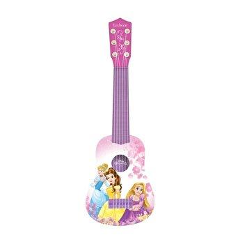 Chitara acustica Printesele Disney, 53 cm