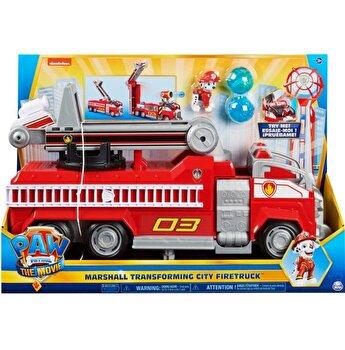 Patrula Catelusilor, Masina de pompieri a lui Marshall
