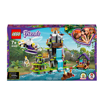 LEGO Friends - Salvarea alpacai 41432