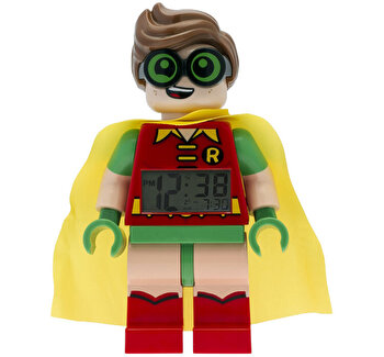 The LEGO Batman Movie, Ceas cu alarma - Robin