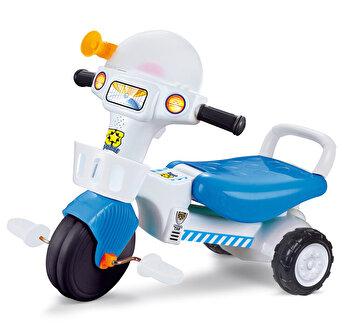 Tricicleta copii, albastra
