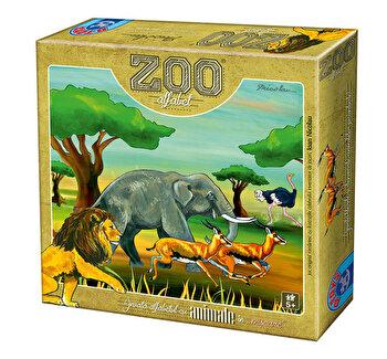 Joc romanesc - Nicolau - Zoo Alfabet