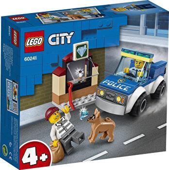 LEGO City, Unitate de politie canina 60241