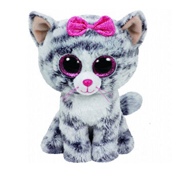 Pisicuta Kiki - plus Ty, 15 cm, Boos