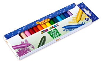 Creioane cerate Jovi, 18 culori