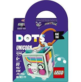 LEGO DOTS - Breloc pentru rucsac Unicorn 41940