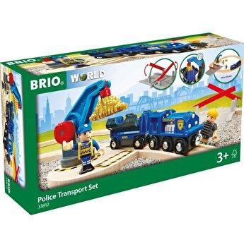 Set transport politie Brio