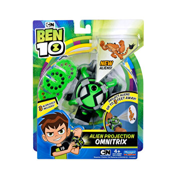 Ben 10 - Ceas Omnitrix cu proiector