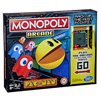 Joc Monopoly Arcade Pac-Man