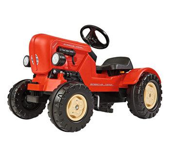 Tractor cu pedale Big, Porsche junior