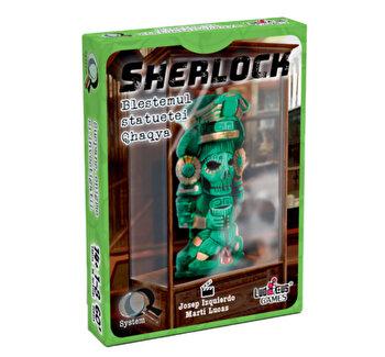 Joc Sherlock - Q3 Blestemul statuetei Qhaqya