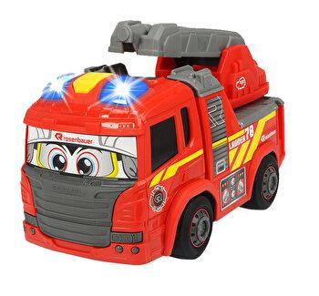 Masinuta de pompieri dickie Toys, Happy Series 25 cm