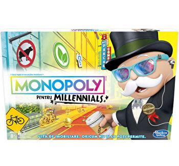 Joc Monopoly Millennials RO
