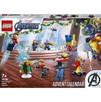LEGO Super Heroes - Calendar de advent Razbunatorii 76196