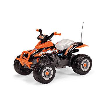 ATV Corral T-Rex, 12V, portocaliu/negru