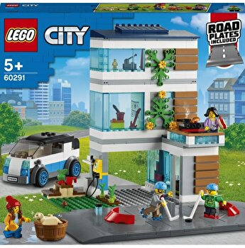 LEGO City - Casa familiei 60291