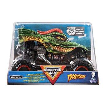 Monster Jam, macheta metalica scara 1 la 24 Dragon