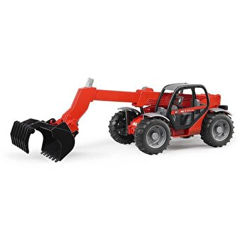 Jucarie Bruder, Construction - Incarcator telescopic Manitou Mlt 633