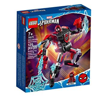 LEGO Super Heroes - Armura robotului Miles Morales 76171