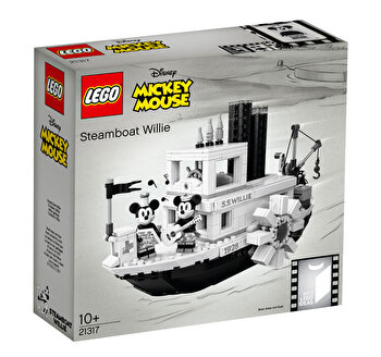 LEGO Ideas - Steamboat Willie 21317