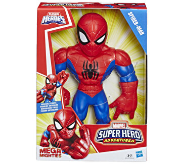 Marvel Super Hero Adventures - Figurina Mega Mighties, Spider-Man