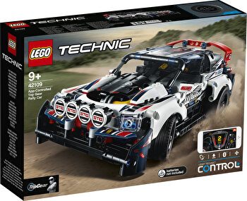 LEGO Technic, Masina de raliuri Top Gear 42109