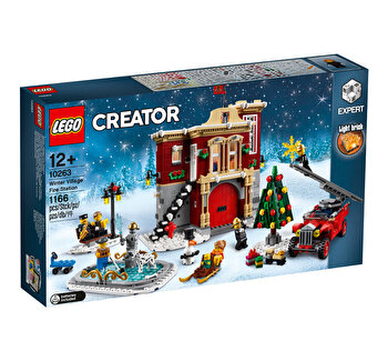 LEGO Creator Expert - Winter Village Fire Station 10263
