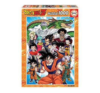 Puzzle Dragon Ball, 1000 piese