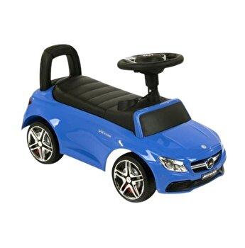 Masinuta Mercedes Coupe, cu muzica si sunete, Blue