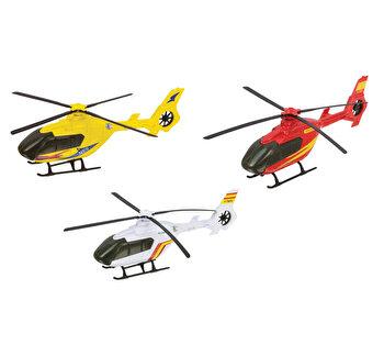 Elicopter 1:48 cu sunete si lumini - Teamsterz