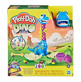 Play-Doh, Set Dino Crew Brontozaur