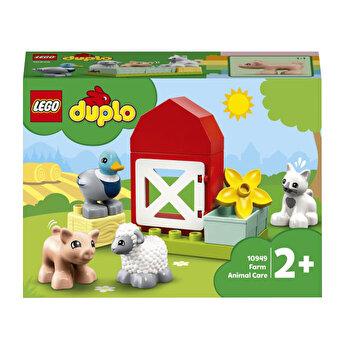 LEGO DUPLO - Animalele de la ferma 10949