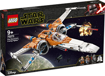 LEGO Star Wars, X-wing Fighter al lui Poe Dameron 75273