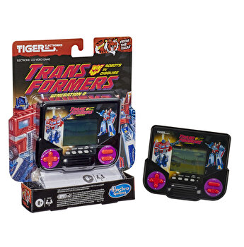 Joc Tiger Electronics Transformers