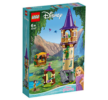 LEGO Disney Princess - Turnul lui Rapunzel 43187