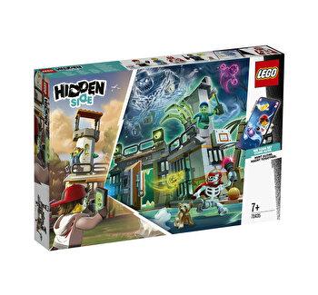LEGO Hidden Side - Inchisoarea abandonata din Newbury 70435
