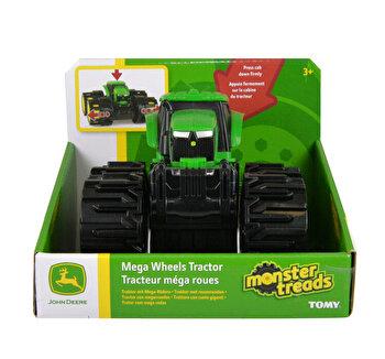 John Deere - Tractor cu roti gigantice
