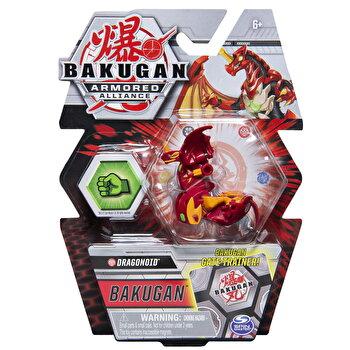 Bakugan S2, bila basic Dragonoid cu card Baku-Gear