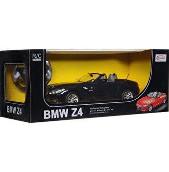 Masina cu telecomanda BMW Z4, negru, scara 1 la 12