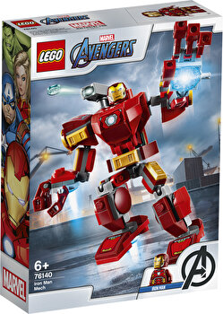 LEGO Super Heroes, Robot Iron Man 76140
