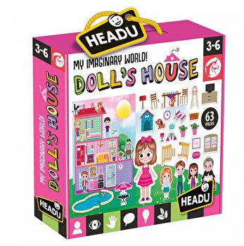 Puzzle Headu - Casa Papusii