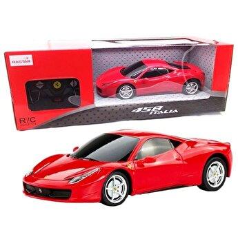 Masina cu telecomanda Ferrari 458 Italia, scara 1 la 18
