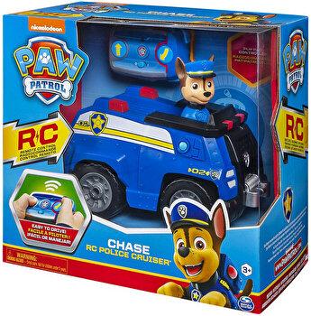 Patrula Catelusilor, Chase si masina de politie radiocomandata