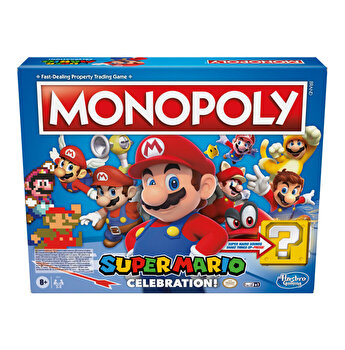 Joc Monopoly - Super Mario Celebration