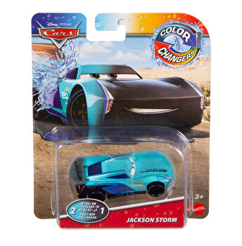 Cars - Masinuta Jackson Storm cu culori schimbatoare