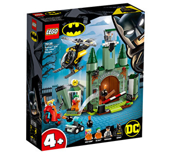 LEGO Super Heroes, Batman si fuga lui Joker 76138