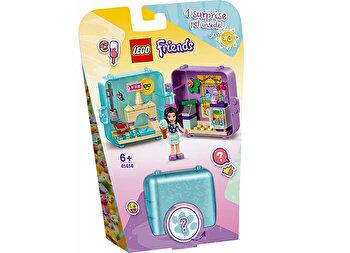 LEGO Friends - Cubul de joaca de vara al Emmei 41414